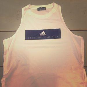 ✨ NWOT Stella Adidas Muscle T-shirt ✨
